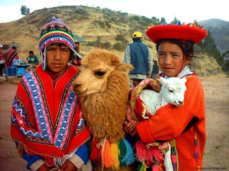 Перу, Еквадор и Галапагос