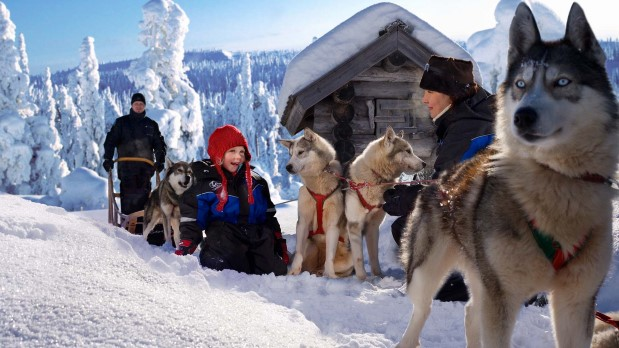 Алпийска семейна приказка