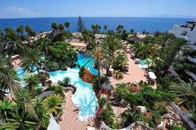 Тропическа градина в Тенерифе