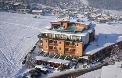 Ски екшън в Тирол