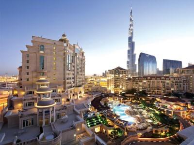 Оазис в сърцето на Дубай